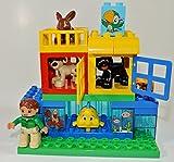 LEGO Duplo Custom Set: Meine Stadt I - Zoohandlung (Ergänzungsset)