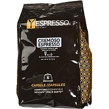 Yespresso Capsule Nescafe Dolce Gusto Compatibili Cremoso - Confezione da 64 Pezzi