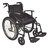 Elite Care Voyager All Terrain Outdoor Folding Self Propel wheelchair