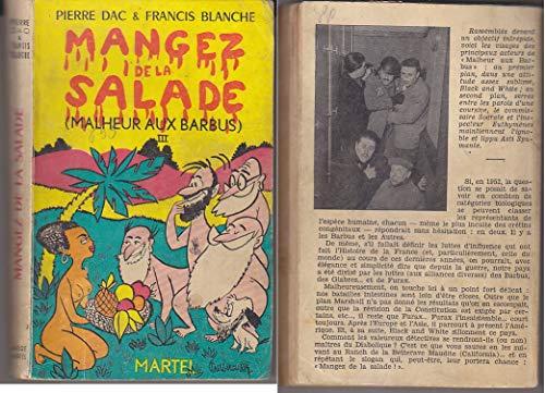 Mangez de la salade malheur aux barbus 3