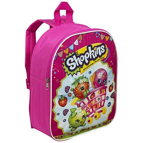 51cooTyMMWL. SS500  - Shopkins Girl's Junior Backpack