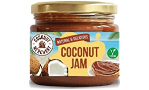 Coconut Merchant | 100% Natural Coconut Jam | 11 x 330g (UK)