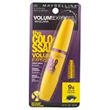 Maybelline New York The Colossal Volume Express Washable Mascara (Glam Black)