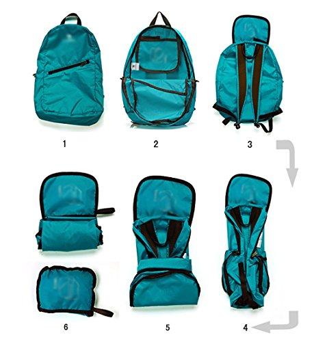 zaino trekking Spalla sacchetto esterno 20L Alpinismo Bag Off-road spalla sacchetto di svago pacchetto di viaggio (47 * 23 * 11cm) Zaini da escursionismo ( Colore : C , dimensioni : 47*23*11cm ) D