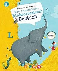 Mein tierisch tolles Bildwörterbuch Deutsch  - Mit Spielen für den Ting-Stift