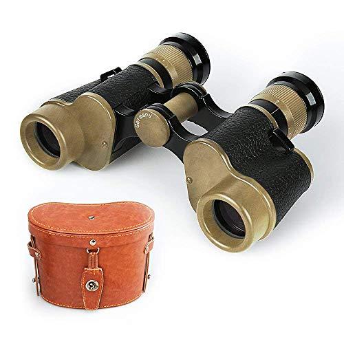 Alta definizione binocolo impermeabile binocolo militare Mile Ranging Reticle militare binocolo 6x 24HD High Power ingrandimento per Birdwatching, concerti, escursioni, Campact e viaggi