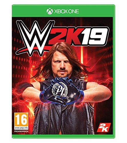 WWE 2K19 PEGI - Standard Edition [Xbox One ] [Edizione: Germania]