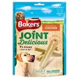 Bakers Joint Support Hundekausnacks mit Huhn - Large (240 g) (Mehrfarbig)