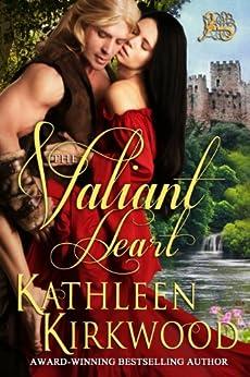 The Valiant Heart (Heart Series Book 1) (English Edition) di [Kirkwood, Kathleen, Gordon, Anita]