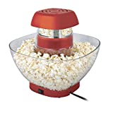 MINI CHEF Popcorn Maker - Volcano Style New Innovative Design with Large Serving Bowl for First Time In India