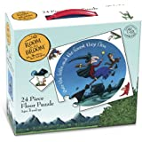 Paul Lamond Room On The Broom Floor Puzzle (24 Pieces)