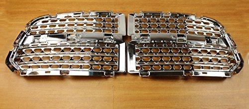 dodge-ram-1500-chrome-hex-foil-honeycomb-grille-inserts-mopar-oem-by-mopar