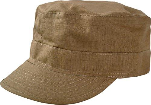 normani BDU Cap Feldmütze Farbe Coyote Größe XXL (Hut Xxl Militär)