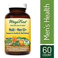 MegaFood - Men Over 55, Supports the Nutritional Needs for Men 55 Years of Age or Older, 60 Tablets by MegaFood preisvergleich bei billige-tabletten.eu