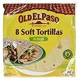 Produkt-Bild: Old El Paso Soft Tortillas Flour, 8 Stück, 326 g
