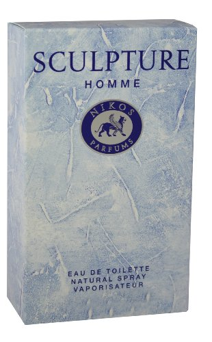 Ansicht vergrößern: Nikos Sculpture, homme/man, Eau de Toilette Spray, 1er Pack (1 x 100 ml)