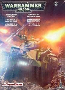 Games Workshop - 99120105011 - Warhammer 40.000 - Figurine - Leman Russ