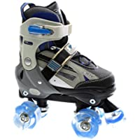 SFR Typhoon Adjustable Roller Skates - Blue
