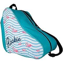 Rookie Boot rodillo/hielo/Hockey/patines bolsa, mujer Infantil hombre, flamenco