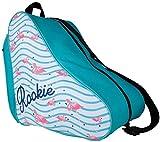 Chaussure patin à roulettes Rookie, sac pour patins / hockey / sur glace, femme Enfant Homme, flamant rose