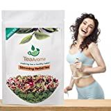 Best Tea For Weight Losses - Tea Aroma - Slimming Herbal Tea | Weight Review
