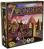 Asmodee - 7 Wonders, juego de mesa (Repos SEV01ML)