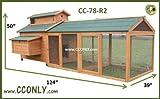 CC ONLY CC Seulement Cc-78-r2Poulailler, Poulailler ou Clapier