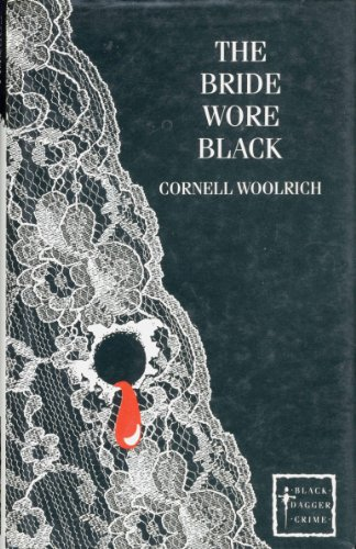 Book cover for The Bride Wore Black