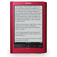 Sony Reader PRS-650 eReader Touch Screen Edition With 6