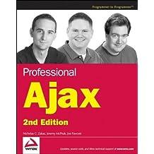 Professional Ajax, 2nd Edition 2nd edition by Zakas, Nicholas C., McPeak, Jeremy, Fawcett, Joe (2007) Taschenbuch