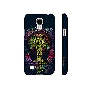Samsung Galaxy S4 mini Music MY Life designer mobile hard shell case by Enthopia