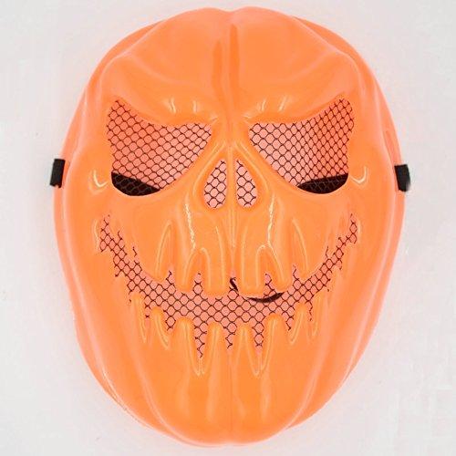 Halloween-Maske/Halloween-Maskerade-Parteischablone/Kürbis-Maske (Ausgeburt Kostüm)