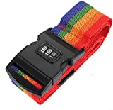 AllRight Luggage Straps for Suitcase Baggage Ties