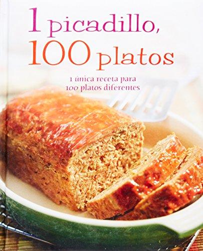 1 Picadillo, 100 Platos (Spanish) (Love Food) (Spanish Edition)