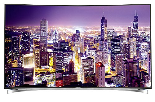 Grundig Fine Arts FLX 9591 SP 139 cm (55 Zoll) Curved Fernseher (Ultra-HD, Triple Tuner, 3D, Smart TV) (4k-hd-tv Curved)