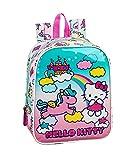 Hello Kitty Candy Unicorns Kindergarten-Rucksack für Mädchen, anpassbar