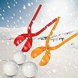 Broadroot 1Stk. Winter Schnee Ball Maker Sandform Werkzeug Kinder Spielzeug Leichte Compact