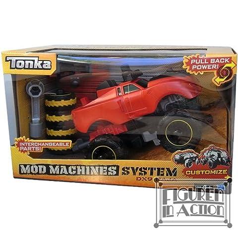 Tonka Garage DX9 Baja Mod Machines System mit auswechselbaren Teilen