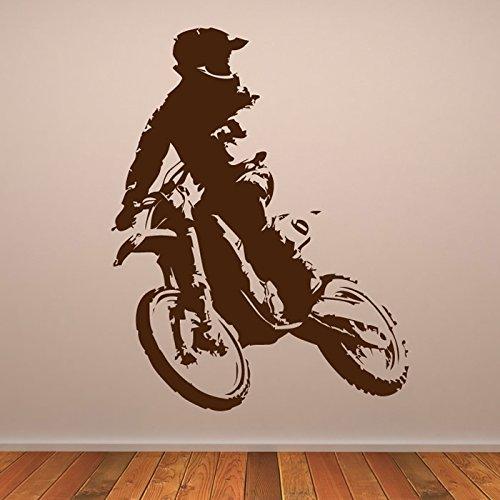 motocross-bike-rider-motox-motocicletta-wall-stickers-motor-sport-decor-art-sticker-disponibile-in-5
