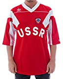 adidas Camiseta Russia JSY Rojo/Blanco Talla: M (Medium)
