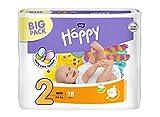 Bella Baby Happy Windeln Alle Größen (Größe 2 (3-6 kg))