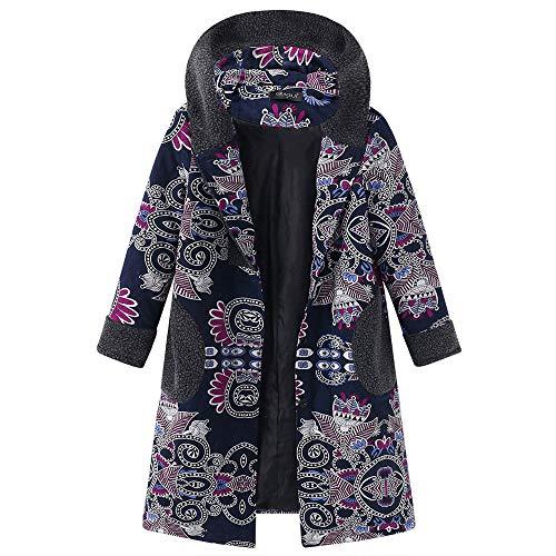 8ac9bc79f POLP Abrigos mujer Corto Sueter Cardigan Mujeres Suelto algodón Caliente  Grueso Casual Chaquetas largas Jacket Hoodie