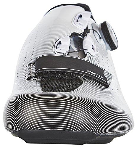 Shimano–Chaussures SHIMANO Road sh-rc700, unisexe White Size white