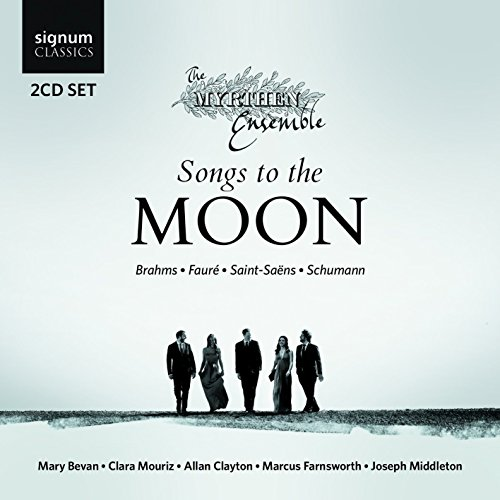 Songs To The Moon [Import allemand]