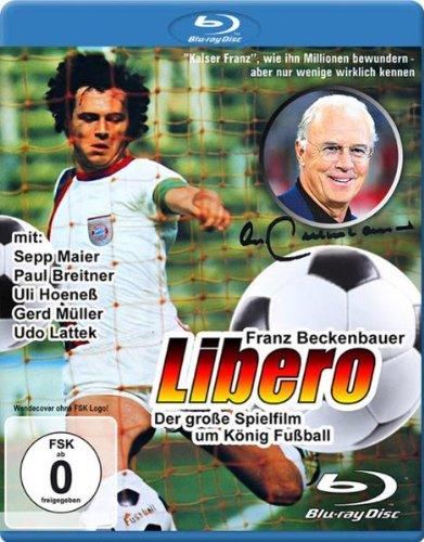 Libero - Der Spielfilm über König Fußball mit Franz Beckenbauer [Blu-ray] -
