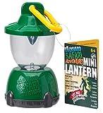 Backyard Safari Water-Resistant Mini Lantern with Carbineer Clip by Backyard Safari