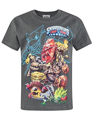 Jungen - Official - Skylanders - T-Shirt (11-12 Jahre)