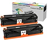 2 x Colour Direct Compatible Toner Cartridge Replacement For Brother TN2220 -HL-2240 HL-2240D HL-2250DN HL-2270DW DCP-7065DN DCP-7060D DCP-7070DW MFC-7360N MFC-7860DW MFC-7460DN MFC-7460N FAX-2840 FAX-2940 Printers