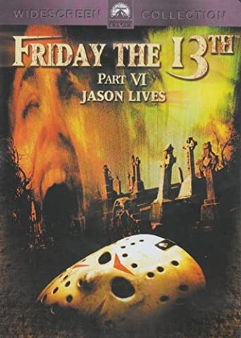 Friday the 13th, Part VI - Jason Lives [Import USA Zone 1]