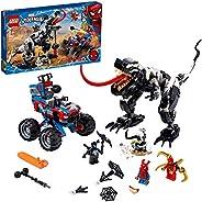 LEGO® Marvel Spider-Man Venomosaurus Pususu 76151 Yapım Seti